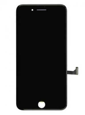 7 Plus Black Front 1