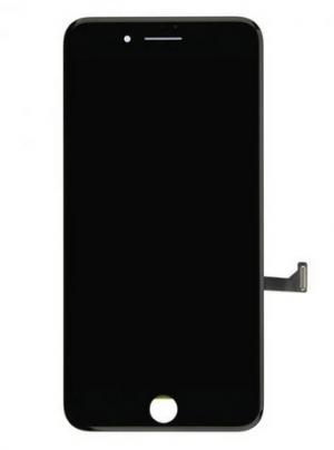 7-plus-black-front