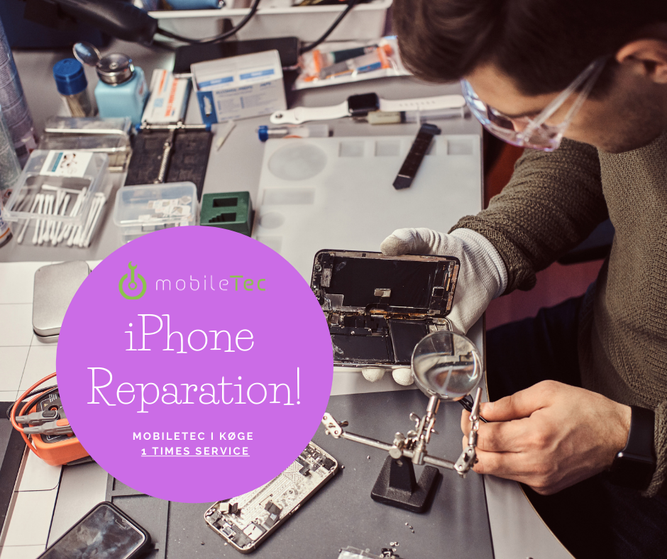 iPhone-reparation